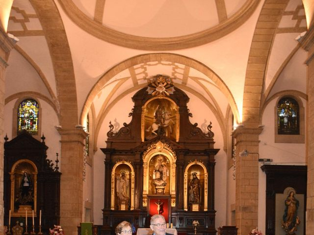 La boda de Jose Ramon y Mari Cruz en Santurtzi, Vizcaya 13