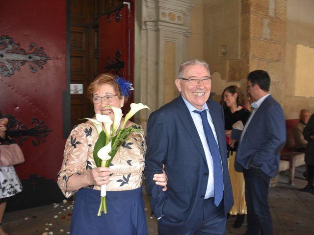 La boda de Jose Ramon y Mari Cruz en Santurtzi, Vizcaya 16