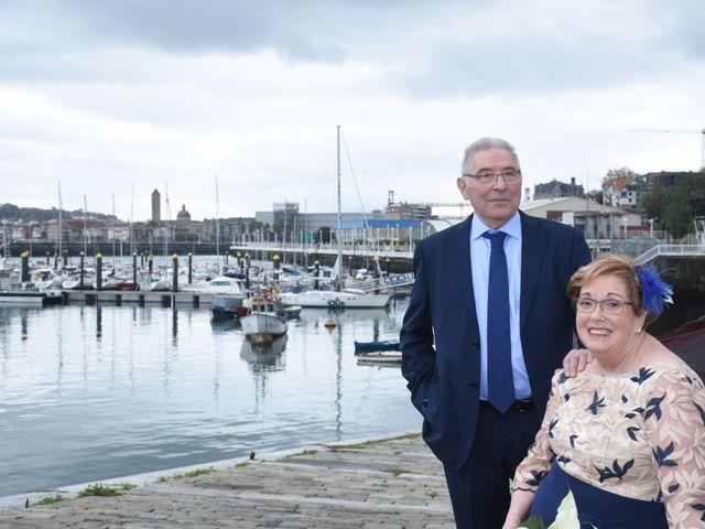 La boda de Jose Ramon y Mari Cruz en Santurtzi, Vizcaya 18