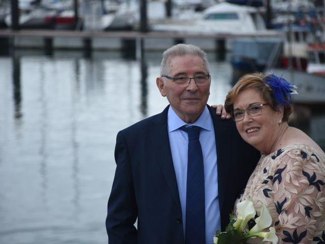 La boda de Jose Ramon y Mari Cruz en Santurtzi, Vizcaya 20
