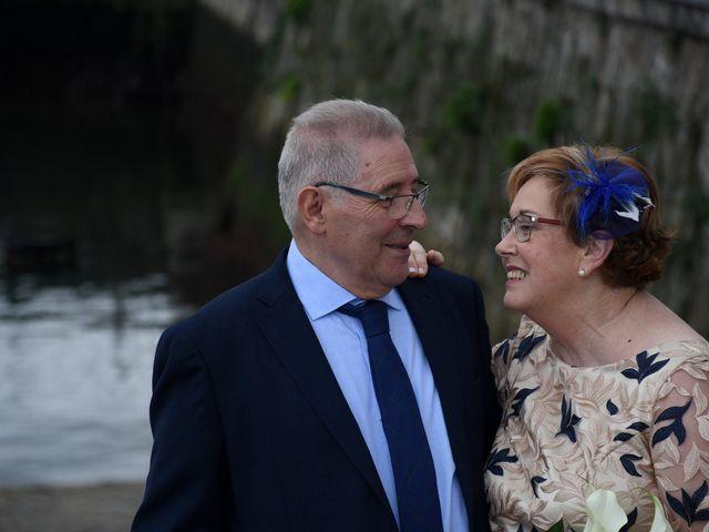 La boda de Jose Ramon y Mari Cruz en Santurtzi, Vizcaya 21
