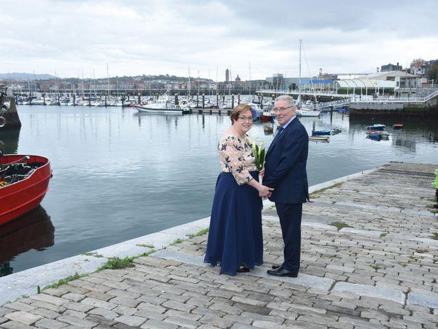 La boda de Jose Ramon y Mari Cruz en Santurtzi, Vizcaya 22