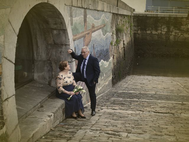 La boda de Jose Ramon y Mari Cruz en Santurtzi, Vizcaya 25