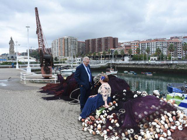 La boda de Jose Ramon y Mari Cruz en Santurtzi, Vizcaya 29