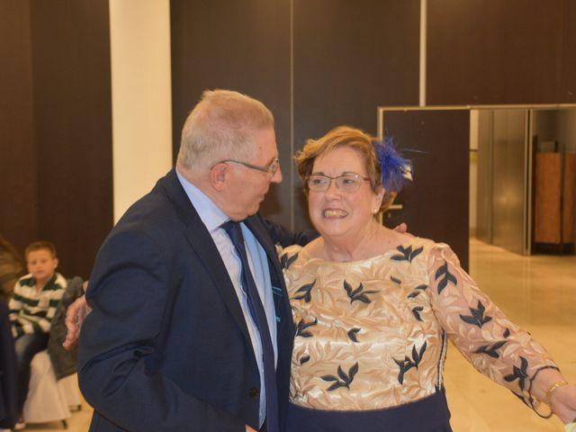 La boda de Jose Ramon y Mari Cruz en Santurtzi, Vizcaya 40