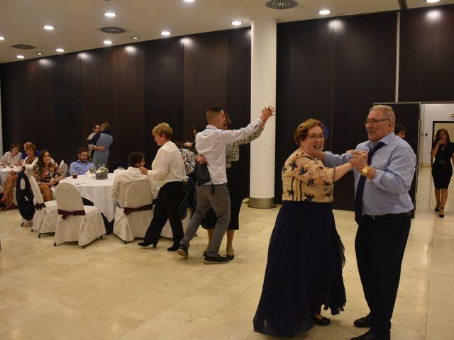 La boda de Jose Ramon y Mari Cruz en Santurtzi, Vizcaya 60