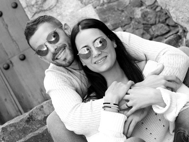 La boda de Anna y Oscar en Pontos, Girona 3