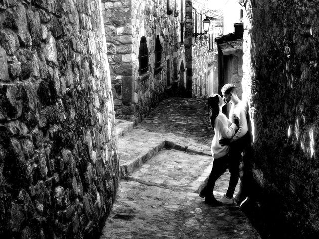La boda de Anna y Oscar en Pontos, Girona 2
