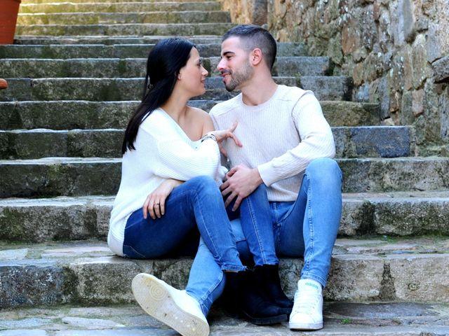 La boda de Anna y Oscar en Pontos, Girona 4