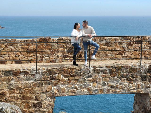 La boda de Anna y Oscar en Pontos, Girona 6