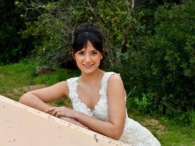 La boda de Anna y Oscar en Pontos, Girona 10