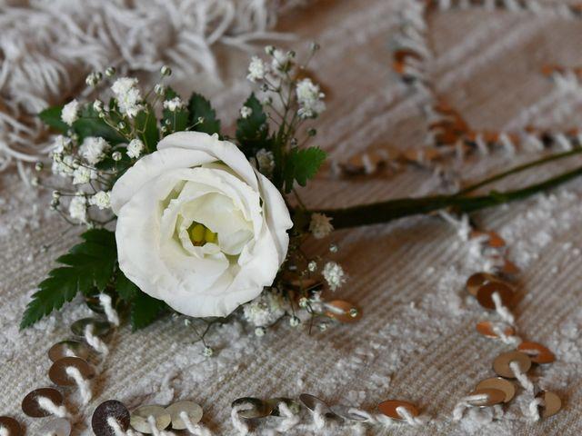 La boda de Anna y Oscar en Pontos, Girona 29