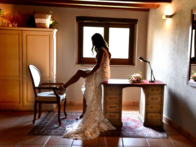 La boda de Anna y Oscar en Pontos, Girona 42