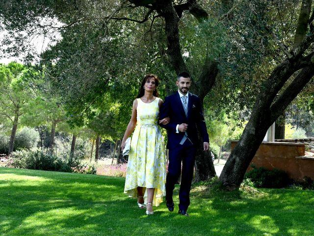 La boda de Anna y Oscar en Pontos, Girona 46