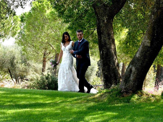 La boda de Anna y Oscar en Pontos, Girona 47