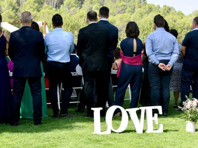 La boda de Anna y Oscar en Pontos, Girona 50