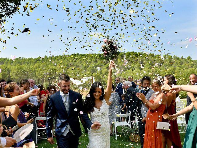 La boda de Anna y Oscar en Pontos, Girona 53