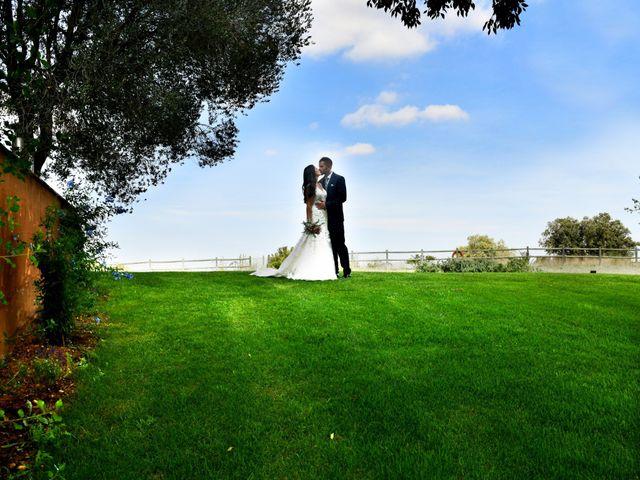 La boda de Anna y Oscar en Pontos, Girona 54