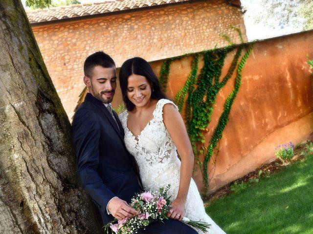 La boda de Anna y Oscar en Pontos, Girona 55