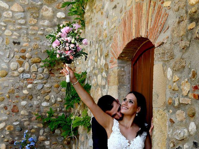 La boda de Anna y Oscar en Pontos, Girona 57