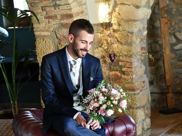 La boda de Anna y Oscar en Pontos, Girona 58