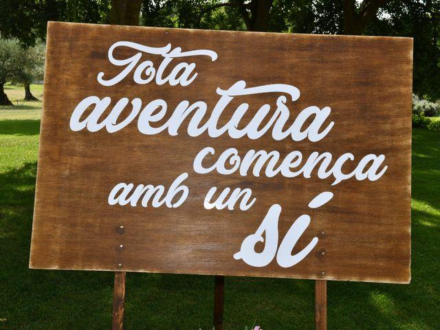 La boda de Anna y Oscar en Pontos, Girona 59