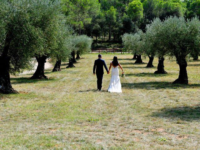 La boda de Anna y Oscar en Pontos, Girona 60