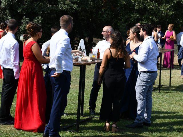 La boda de Anna y Oscar en Pontos, Girona 62