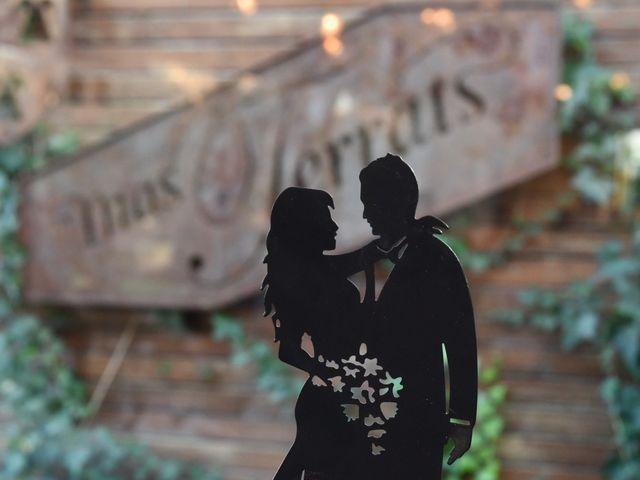La boda de Anna y Oscar en Pontos, Girona 65