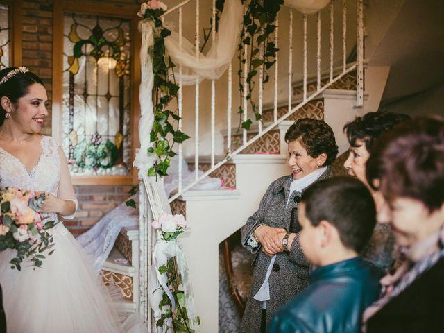 La boda de Ricardo y Paula en Granada, Granada 33