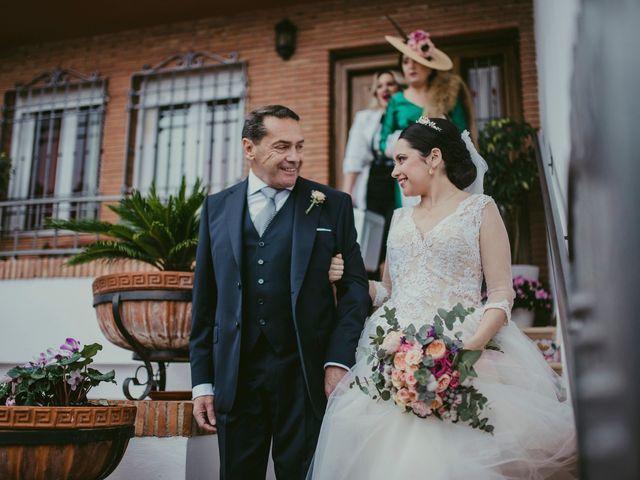 La boda de Ricardo y Paula en Granada, Granada 34