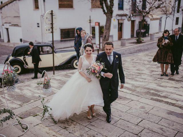 La boda de Ricardo y Paula en Granada, Granada 36