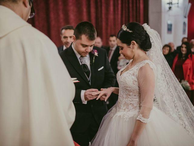 La boda de Ricardo y Paula en Granada, Granada 43