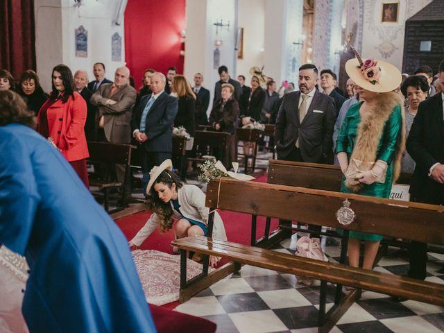 La boda de Ricardo y Paula en Granada, Granada 45
