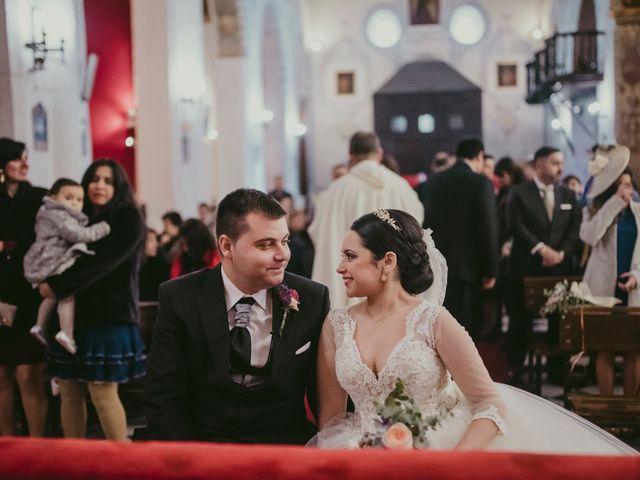 La boda de Ricardo y Paula en Granada, Granada 47
