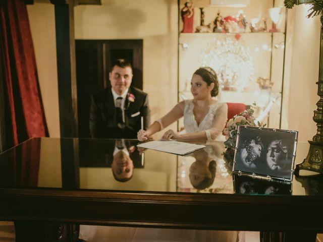 La boda de Ricardo y Paula en Granada, Granada 48