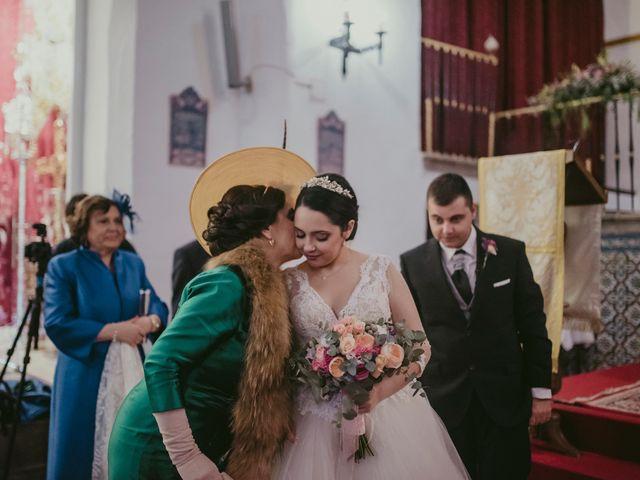 La boda de Ricardo y Paula en Granada, Granada 49