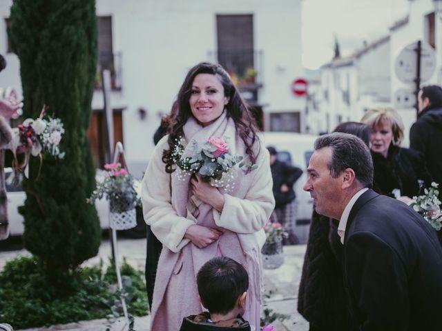 La boda de Ricardo y Paula en Granada, Granada 52