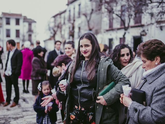 La boda de Ricardo y Paula en Granada, Granada 53