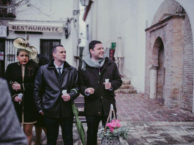 La boda de Ricardo y Paula en Granada, Granada 54