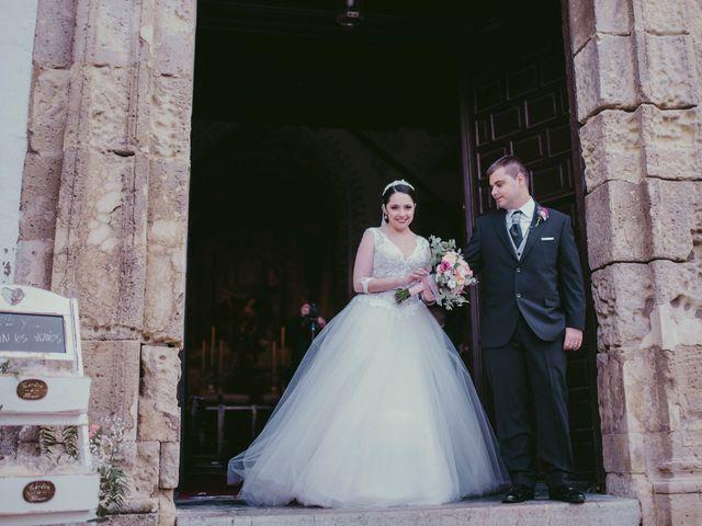 La boda de Ricardo y Paula en Granada, Granada 55