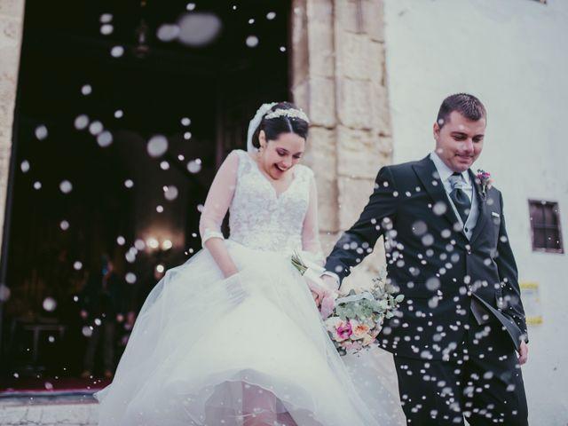 La boda de Ricardo y Paula en Granada, Granada 56