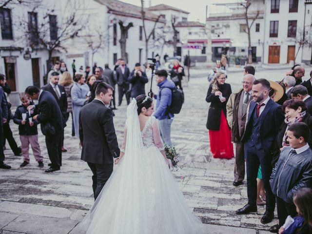 La boda de Ricardo y Paula en Granada, Granada 57