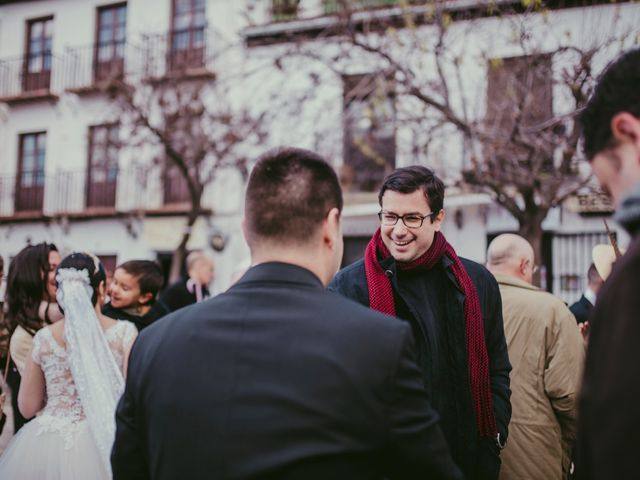 La boda de Ricardo y Paula en Granada, Granada 59
