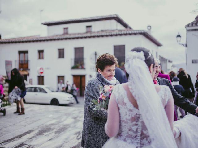 La boda de Ricardo y Paula en Granada, Granada 60