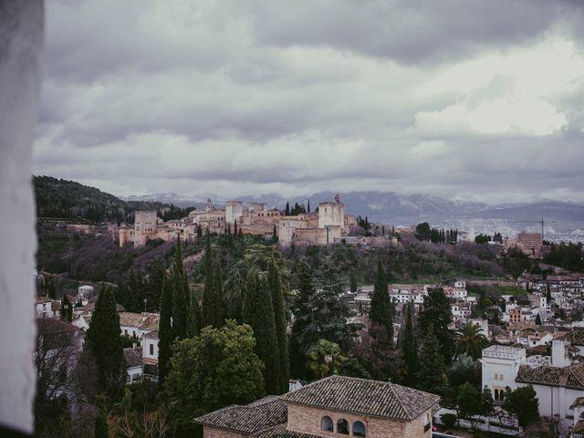 La boda de Ricardo y Paula en Granada, Granada 61