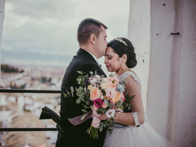 La boda de Ricardo y Paula en Granada, Granada 63