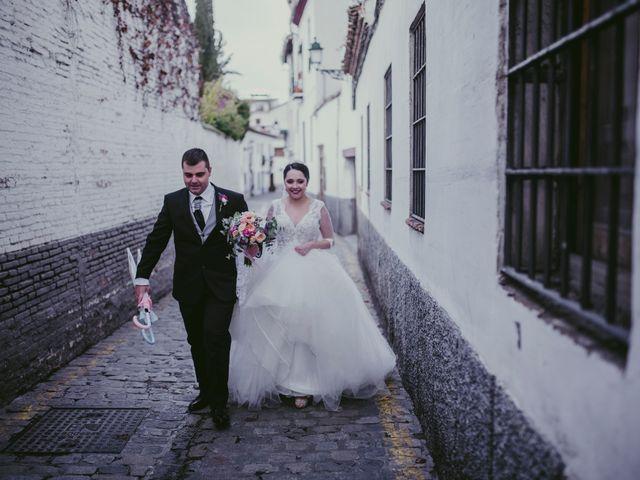 La boda de Ricardo y Paula en Granada, Granada 65