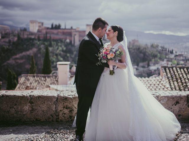 La boda de Ricardo y Paula en Granada, Granada 68