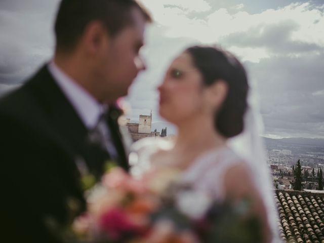 La boda de Ricardo y Paula en Granada, Granada 69